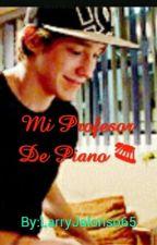Mi Profesor De Piano by LarryJalonso65