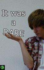 It was a dare [boyxboy oneshot] by GlowingDuck