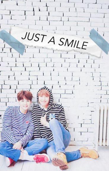 Just a Smile [Bts FF BoyxBoy]