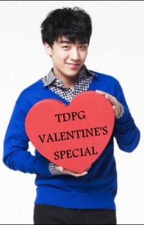 TDPG VALENTINE SPECIAL <3 by superJEMI
