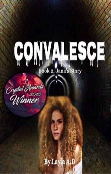 Convalesce (Book 2 in the Wolfen Brethren Series)