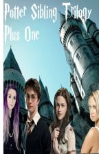 Potter Sibling Trilogy Plus One Book 1 (a Harry Potter/Twilight/Jackass crossove by BellaxxxMargera