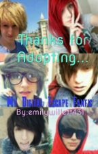 Thanks for Adopting... My Digital Escape Fanfic by emilywillett431