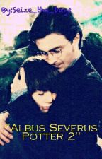 Albus Severus Potter 2 by Mad_Ha_Tter