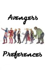 Avengers Preferences by -vintage-misery-