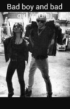 Bad boy and bad girl by melaninprincess1234
