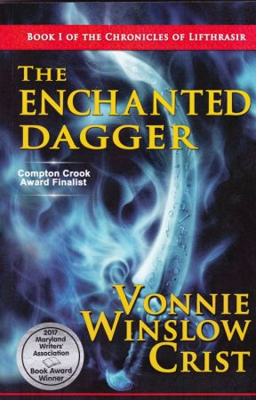 The Enchanted Dagger by VonnieWinslowCrist