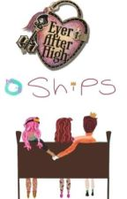 Ever After High Ships by mizukibubbles