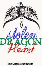 Stolen Dragon Heart || Charlie Weasley. by wickednight