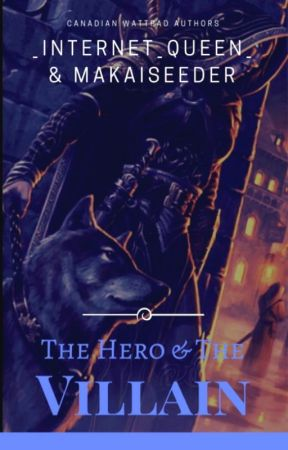 The Hero & The Villain by _internet_queen_