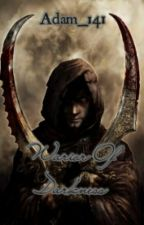 Warrior of darkness by DamnImThor
