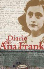 Diario de Ana Frank by siri_sslc