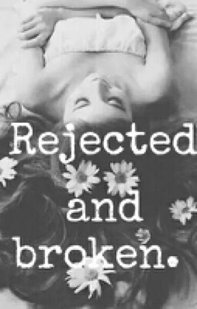 Rejected and broken. by Mmaphi