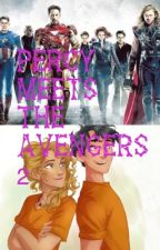 Percy Jackson meets the avengers 2 (on hold) by Amour_pokemonxy