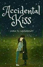 Accidental Kiss by CutieBubbletea94