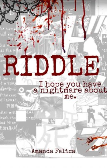 RIDDLE [ Horror & Mystery Case ]