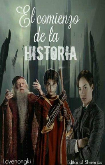 EL COMIENZO DE LA HISTORIA.(Completada)