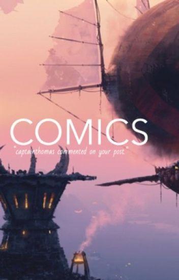 comics ✾ c.h.