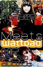 Ms. Dota Player meets Mr. Wattpad Addict. (Ongoing) by VampireOtaku17