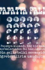 Papatya Falı by GorunmezBayan