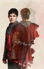 No Man Is Worth Your Tears (Merthur) by CamelotAndAlbion
