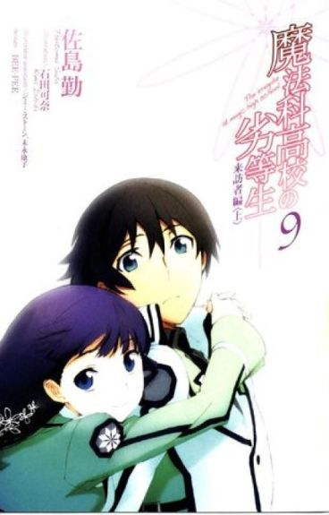 Mahouka Koukou no Rettousei - Tập 9: Khách phương xa (I)