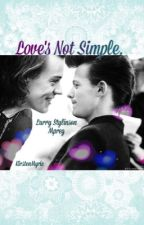 Love's Not Simple. (Larry mpreg) by KirstenMyrie
