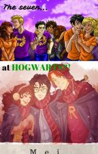 The seven...at HOGWARTS?! by M___e___i