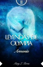 Leyendas de Olympia - Armonía by MissEmerty