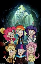 My Little Gravity Falls by MusiGal