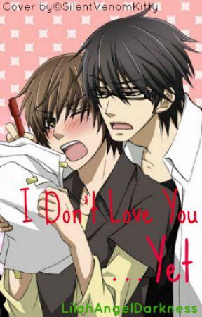 I Don't Love You... Yet (Takano x Ritsu) by Warrior_Elli