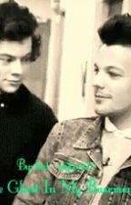 The Ghost In My Basement- Larry Stylinson (AU) by kat_styles223