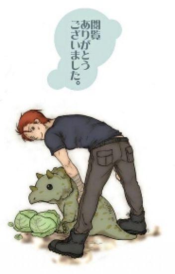 Charlie Weasley x Reader