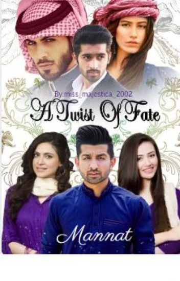 A Twist of Fate (Dhoombros included) UNDER MAJOR EDITING #wattys2017