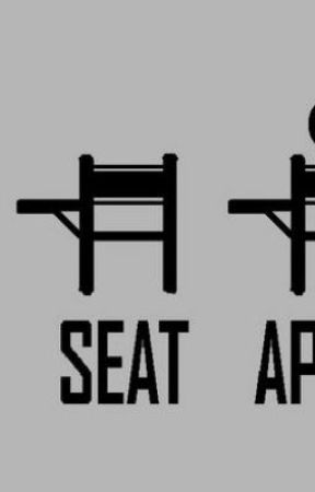 One Seat Apart (one shot) by iammenomatterwhat
