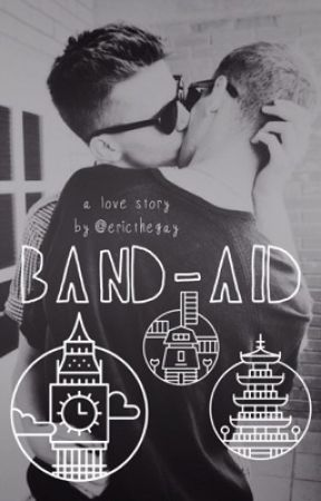 BAND-AID by birch_scented_paint
