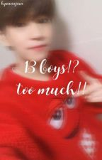 13 Boys!? Too Much!! || SVT {DISCONTINUED} by wonu-ssi