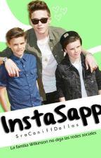 InstaSapp» Instagram 2 by -idk5sos
