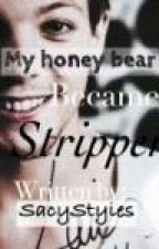 My Honey bear became stripper (Louis and eleanor) by Knottedtongue