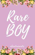 ❝ RARE BOY ❞  by alandiamandis