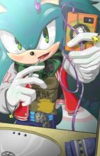 Funny and Kawaii Sonic Picture Book #1 by XxBoom_LoverxX