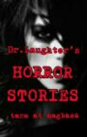 Dr Laughter's Horror Stories - 5 Charlie Charlie (pencil