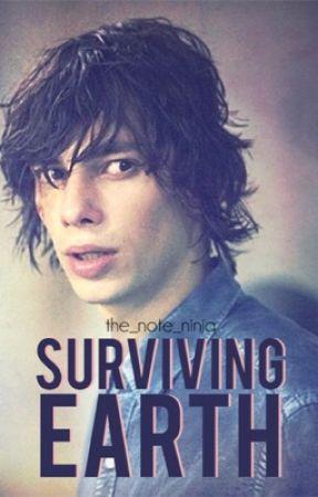 Surviving Earth «Jasper Jordan» by -voidkitsune
