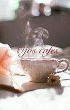 Ojos Cafes. by AnaRuiz9