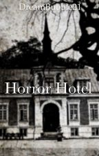 Horror Hotel by PastelBubbles21
