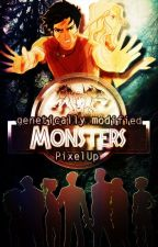 Genetically Modified Monsters by PixelUp