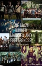 TMR imagines and preferences by CloIsTheQueen