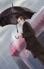 """You can stay Under my Umbrella..."" (Mycroft x OC ) by Malice-le-Lys"
