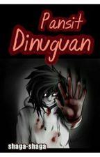 Pansit Dinuguan by shaga-shaga