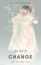 ✔ Change | Jin by jinshipai-